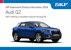 SKF Product Information - Audi Q2