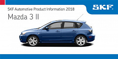 SKF Product Information Mazda 3 II