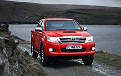 The Toyota Hilux is the most searched for diesel vehicle on AutoTrader in the past 12 months.Source:newspress
