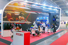 Stamford Tyres continues to build its growth momentum at Africa's premier tyre event