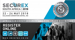 Registration for Africa's biggest security exhibition is open!