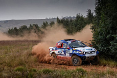 Ford NWM victorious at season-opening Mpumalanga 400