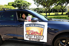 Durban woman director to Put Foot for charity