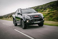 Isuzu launches exclusive X-Rider Black edition