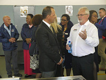 Cummins and Komatsu launch Technical Education for Communities (TEC) programme in South Africa