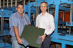 Van Dyck Floors steps into MasterFibre SA joint venture