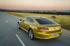 The new Volkswagen Arteon