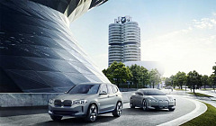BMW at the 15th Auto China Beijing 2018.