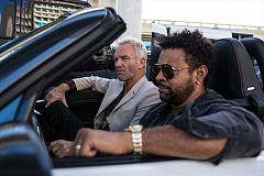 Abarth 124 Spider Takes Starring Role alongside Sting & Shaggy in