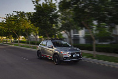 Mitsubishi ASX Sport Limited Edition with R30 000 of Free Value