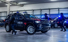 Jeep® Grand Cherokee Enlists in the Italian Carabinieri