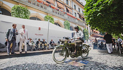 Motorcycle fascination at the Concorso d'Eleganza Villa d'Este 2019