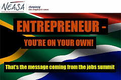 Entrepreneur - You're on your own!
