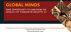 Global minds at the African Advanced Manufacturing and Composites Show