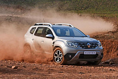 The much anticipated All-New Renault DUSTER redefines tough