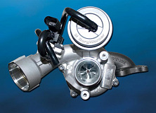 Borg Warner turbocharger