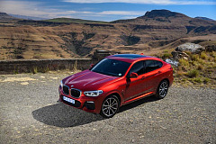 The all-new BMW X4 now available in South Africa