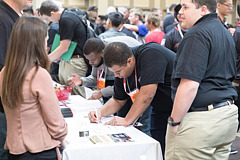 The Student Career Day will include hundreds of high school and college students from across the country, and more than 50 SEMA Show exhibitors.