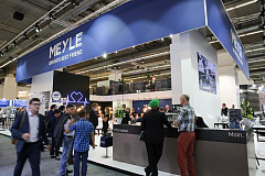 Automechanika 2018: MEYLE with numerous new products and drift vehicle in Hall 4.0