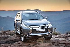 Pajero Sport ups the safety ante