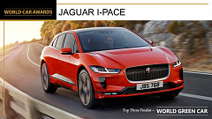 2019 World Car Awards and now there is one… Jaguar I-PACE – 2019 World Green Car