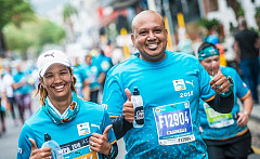 Experience the Mother City your way with the FNB Cape Town 12K ONERUN and Budget