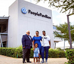Volkswagen Group South Africa's PeoplePavilion welcomes its 500 000th visitor