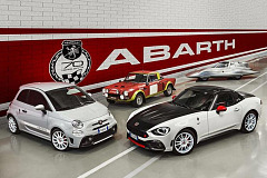Seventy Years of History and Wins - Happy Birthday, Abarth!