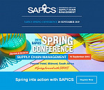 SAPICS Spring Conference in Gauteng South Africa
