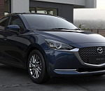 Facelift Mazda2 Arrives in South Africa