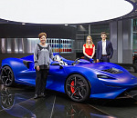 McLaren celebrates its Kiwi roots & welcomes latest Bruce McLaren engineering interns