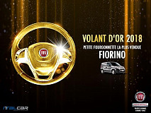 New Fiorino Wins the
