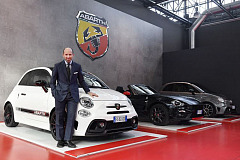 Abarth sets a new sales record in 2018 and is celebrating its seventieth year in 2019 with the launch of the new