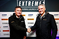 Continental becomes Founding Partner in Extreme E off-road electric racing series