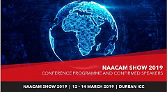 NAACAM Show 2019: Conference programme and confirmed speakers
