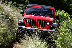 Jeep® Wrangler receives special honour in '4X4 of the Year' Awards