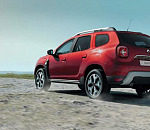 The New Renault DUSTER TECHROAD is set to raise the ever-tough DUSTER Model range to new heights