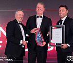 Top Audi Dealers recognised for excellent performance