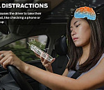 Texting While Driving? It's Like Driving with Your Eyes Closed