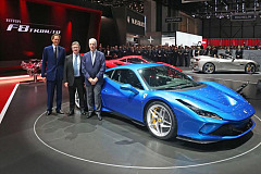 Ferrari F8 Tributo, a celebration of excellence