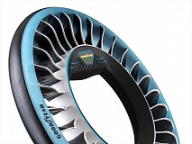 The Goodyear AERO - A Concept Tyre for Autonomous, Flying Cars