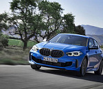 The all-new BMW 1 Series - The perfect synthesis of agility and space