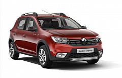 Renault Sandero range challenges the status quo with the launch of the new Sandero Stepway Plus