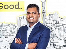 Kriben Reddy, head of TransUnion Auto