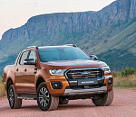 Ford Ranger Wins Coveted International Pick-up Award