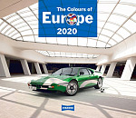 The Colours of Europe – the Standox 2020 calendar