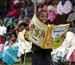 R100 000 worth of books and sports equipment to be delivered to two rural schools during SA Fuel Economy Tour