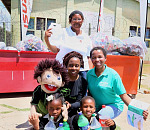 Isuzu teaches pre-schoolers to reduce, reuse, recycle