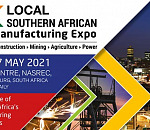 Make it happen at the Local Southern African Manufacturing Expo