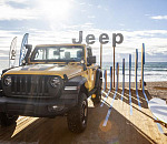 With Jeep and Mopar brands, personalisation takes centre stage at the European competitions of the World Surf League